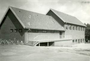 Tilbygning, opfør 1960, nuværende boliger