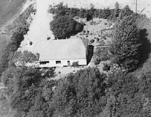 Seest Vesterskole opført 1843