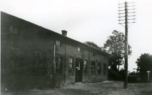 Den Røde Skole opført 1888-1890